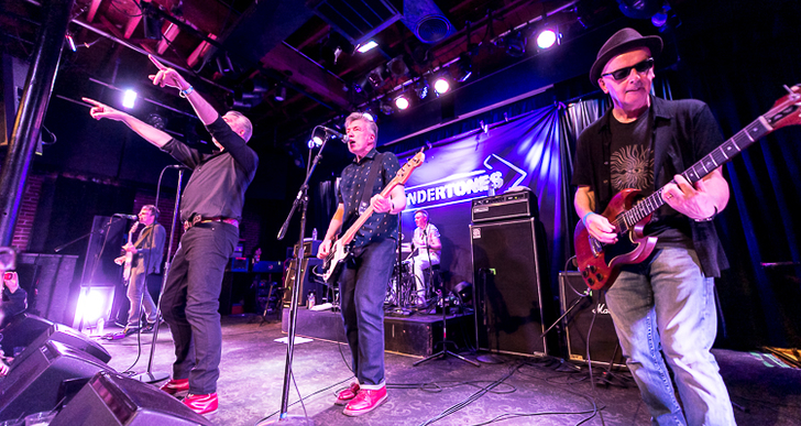 The Undertones, The Hooks and Nobody's Baby at Slim's in San Francisco