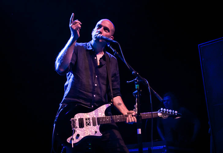 Jawbox and The Velvet Teen at the Fillmore in San Francisco