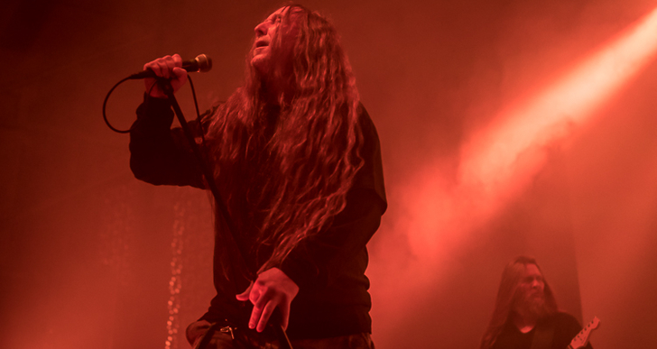 Obituary, Abbath, Midnight and Devil Master at the UC Theatre in Berkeley