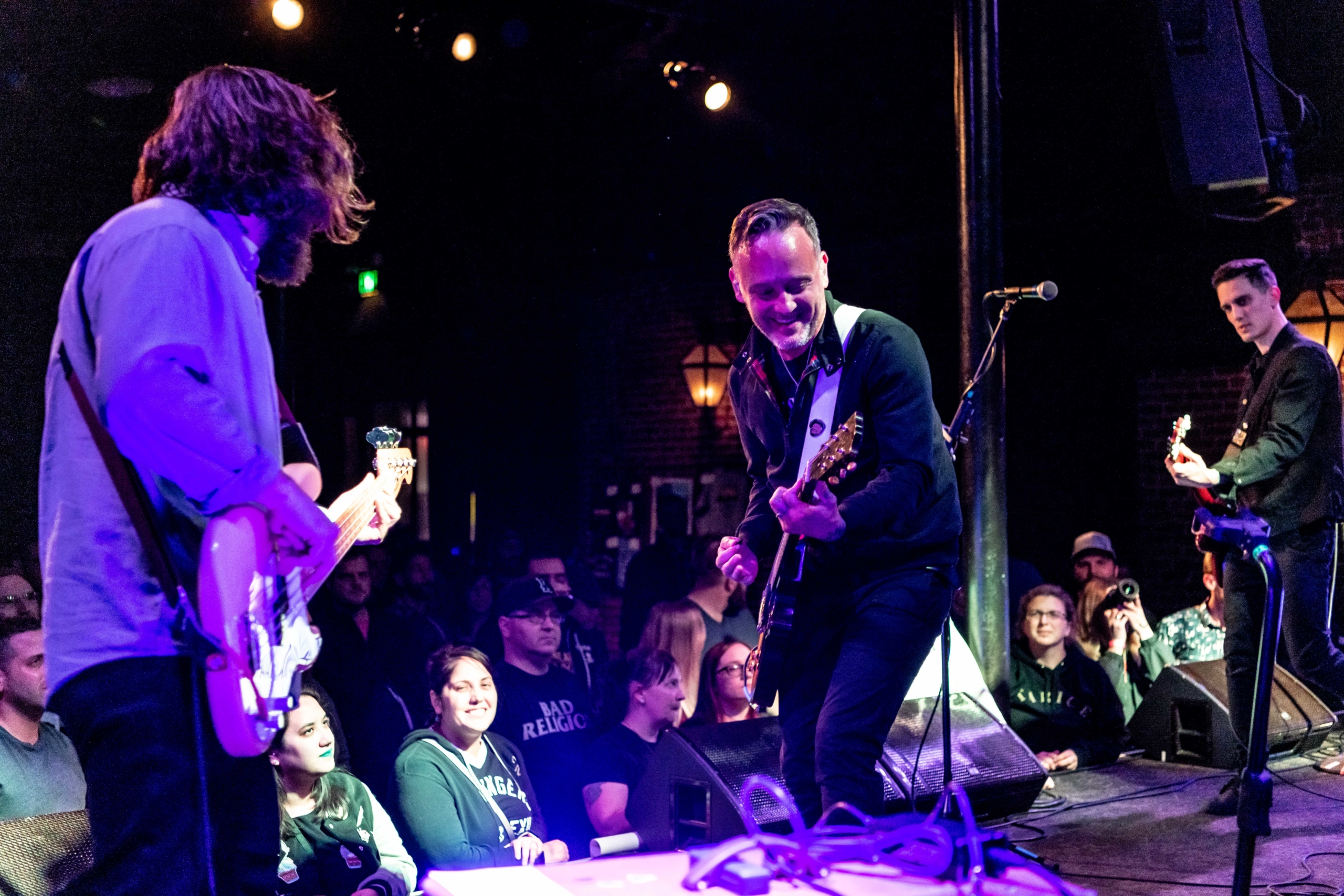 Dave Hause & The Mermaid at Slim's in San Francisco