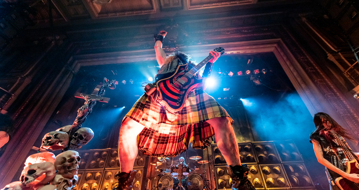 Black Label Society, Obituary and Lord Dying at the Regency Ballroom in San Francisco